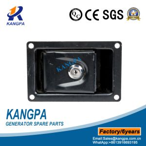Hochleistungsteil-Dieselgenerator-Kabinendach-Tür-Verriegelung