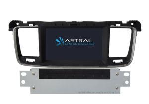 Car entertainment system de navegação GPS para a Peugeot 508 (AST-7068)