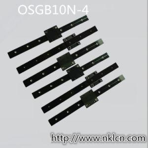 Osgb10n-4 guida Rail&Block, piste della mobilia, rotaie di guida ad alta velocità del rullo