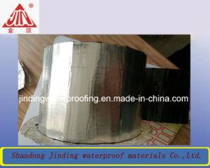 De zelfklevende Band van het Asfalt/de Opvlammende Waterdicht makende Band van de Aluminiumfolie voor Dak