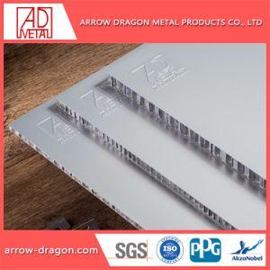 Painéis de favo leve de alumínio para parede Cortina Fachada / / Falso
