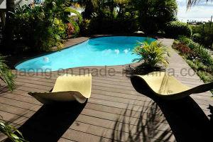 Milieuvriendelijke AntislipVloer WPC Decking voor Zwembad