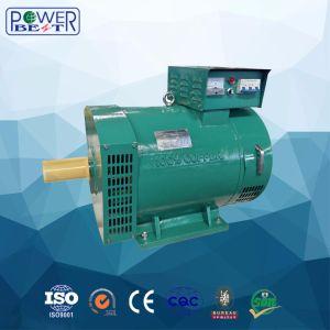 삼상 발전기 Stc 7.5kw AC 솔 전기 발전기