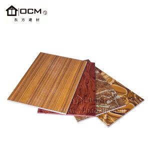 В отличие от HPL декоративная ламинированные панели из оксида магния в мебели