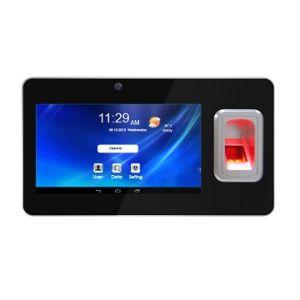 Multi-Terminal Android biométrico de impressões digitais e leitor de cartão (UT-168)