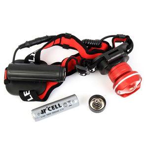 Fisheye Deisgn Xm-L T6最も明るいLEDのヘッドライト