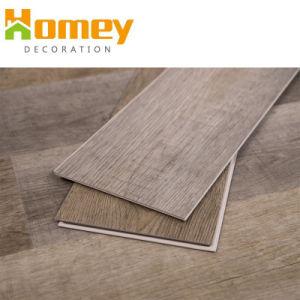 Het houten Maagdelijke Materiaal van de Textuur klikt de Antislip VinylBevloering van SPC/de Professionele Bevloering van SPC van de Levering van de Fabrikant
