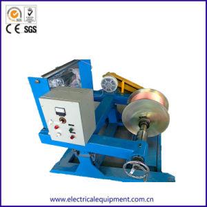 Construção e máquina de extrusão de cabo de segurança