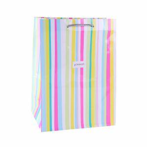 Серебристый моды одежда мода магазин подарков бумажных мешков для пыли