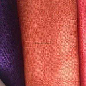 Il tessuto del broccato ha tessuto per il sofà e le tende in 2017