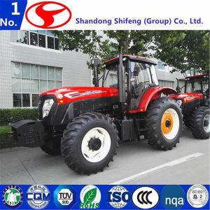 ISOの180HP 4WDの農場か芝生または庭または大きいですかディーゼル農場またはまたは農業耕作するか、またはAgriのトラクター