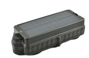 3G Solarfahrzeug GPS Tracker3g WCDMA 2100MHz des verfolger-Tk05gsse mit super magnetischem Absinken-Alarm