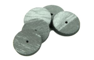 A102fの車輪によって形づけられる屈曲のゴム製ポリッシャの歯科実験室Supplie