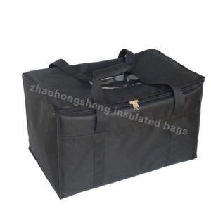Grande sacoche personnalisée isolés de livraison de nourriture déjeuner sac du refroidisseur