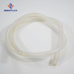 医学等級のシリコーンの管か適用範囲が広い食品等級のシリコーンのホースまたは突き出されたシリコーンゴムのホース