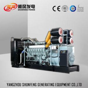 De qualité supérieure 750kVA 600kw Mitsubishi Electric Power Groupe électrogène Diesel