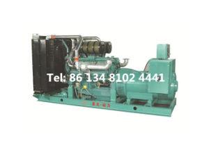 150kw Ricardo Diesel Generator Standby Generator met de Dieselmotor van Ricardo