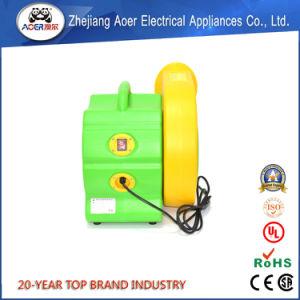 AC eléctrica monofásica pequeño ventilador de aire caliente
