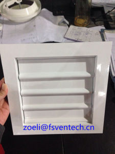 Система кондиционирования воздуха - белый цвет тяжести жалюзи
