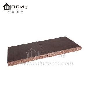 Populaire Vuurvaste MGO van Materialen Vloer voor Container