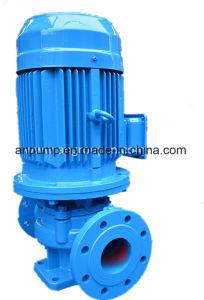 Stimuler l'eau électrique à haute pression Inline Pompe verticale en bronze de gros