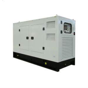 Nueva Energía dosel silenciosa de GNC de GNL de la turbina de gas propano generador