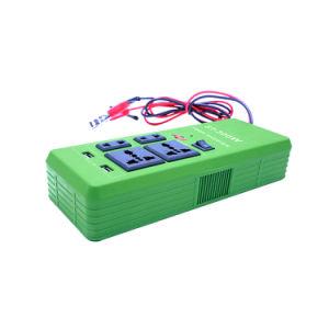 Интеллектуальная 12В постоянного тока для 220 В переменного тока 300W Car инвертирующий усилитель мощности