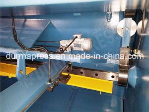 2018 10FTの中国の製造業者QC11K 10X3200のギロチンのせん断機械