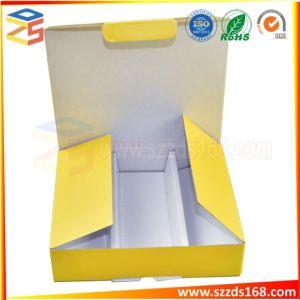 بيضاء يغضّن ورقيّة [شيبّينغ بوإكس] عادة يطبع يعبّئ صندوق