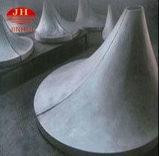 PVDF Panneau isolé en aluminium à revêtement de mur-rideau (JH201)