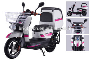 Electric scooters para entrega de Fast Food Pizza