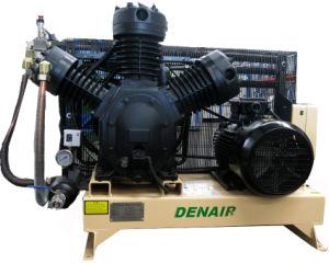 3 stadium 100 de Compressor van de Lucht van de Zuiger van de Hoge druk van de Staaf