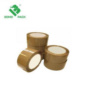 試供品の付着力のHotmelt BOPPのパッキングテープ