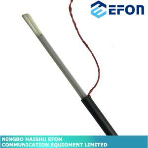Aerail ADS no metálico de 4 Núcleos de cable de fibra óptica con 80m 120m a 100m Span