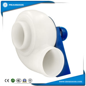 200 Ventilador resistente à corrosão de plástico