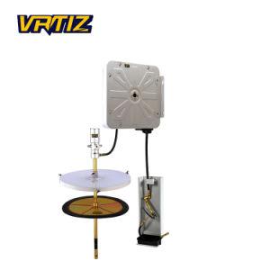 空気のグリースポンプが閉じるホースによってセットした振動は巻き取る(G400-R010-220)