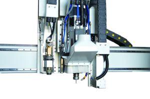 自動追跡の端の輪郭の切断CNC機械