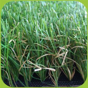35mm 40mm künstlicher Rasen-Garten, der künstliches Gras landschaftlich verschönert