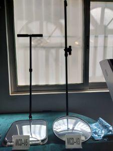 Kontrollspiegel-Produkte unter der Auto-Bombe, die Spiegel entdeckt