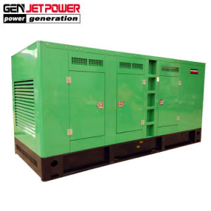 24kw 30kVA 3段階の同期ディーゼル発電機