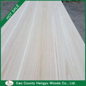 Fsc Paulownia sólido personalizado Caixa de madeira