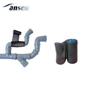 Amplamente utilizado bandagem de reparação Industrial, Correção de fibra de vidro blindado Fita de Finalização de Ferro Fundido
