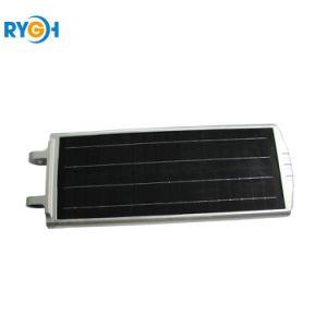 40W 4800LM mucho tiempo de descarga toda la potencia de 10 horas del 30 de ~150 grado solar Ajustable Calle luz LED