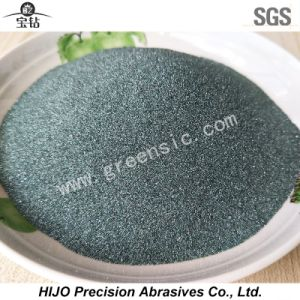 Makrosilikon-Karbid des sand-F46 verwendet als Schleifmaterial