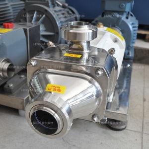 Insulated를 가진 스테인리스 Steel Food Particle Transfer Twin Screw Pump