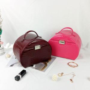 新しい方法女性の美のケースの装飾的な宝石類の包装の収納箱