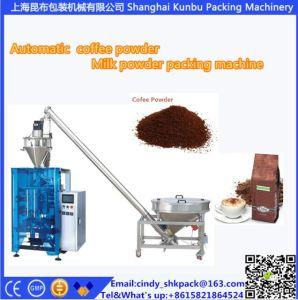 De de volledige Automatische Melk van het Roestvrij staal/Detergens/Kruiden/Machine van de Verpakking van het Poeder van de Was met Ce