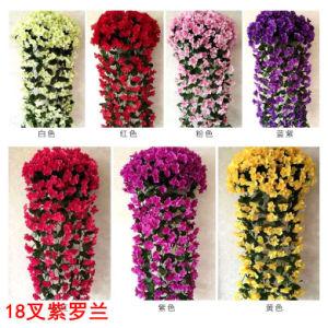 Plantas Artificiais Flowers Wedding Flower Travando Violeta Para Decoração De Flores