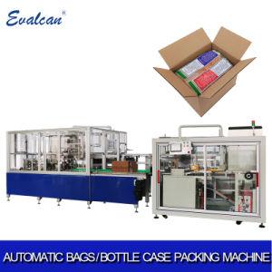 Автоматическая боковой нагрузки/Load/Wrap-Load бачок/Brakery/замороженные пиццы и пасты/личные дела/фармацевтики картонной упаковки упаковки машина корпуса