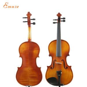 Professional fábrica China llama Handmade violín